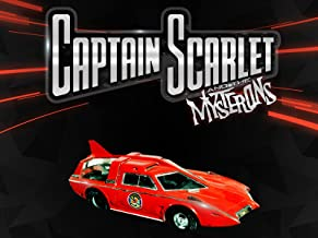 captain scarlet and the mysterons angels