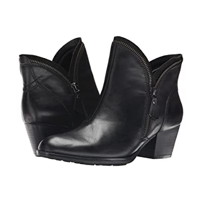 Earth Hawthorne (Black Calf Leather) Women