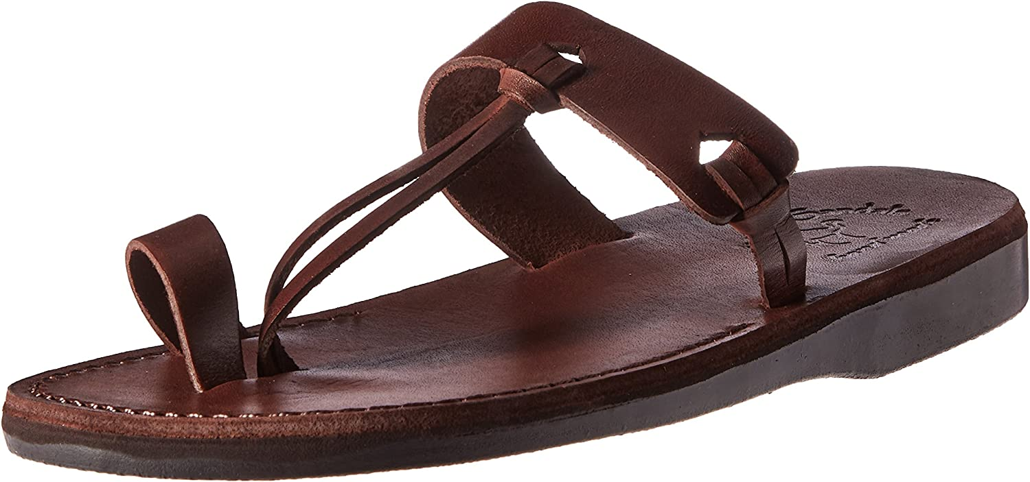 Jerusalem Sandals Mens David Slide Sandal