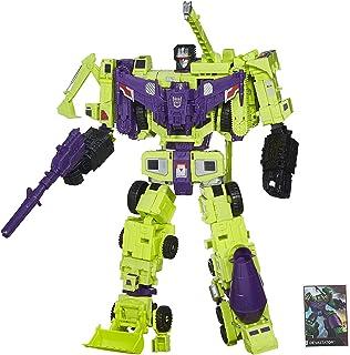 Transformers Generations Combiner Wars Devastator Figure Set (Amazon Exclusive)