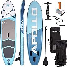 Apollo SUP Board, iSUP Komplettset, Stand-up-Paddling Set, aufblasbares Board, inkl...