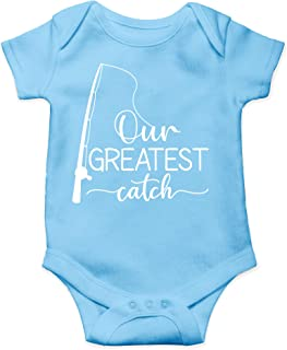 Our Greatest Catch - Pack My Diapers I'm Going Fishing -...