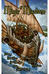 Magic of Mirstone (The World of Mirstone Book 2) Kindle Edition