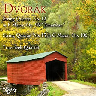 Dvorák: String Quartet No. 12 in F Major, Op. 96