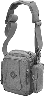 HAZARD 4 Unisex-Adult HAZARD 4 Grayman(TM) Tonto(TM) Urban CCW Mini-Messenger CL-TTO-Gry, Gray