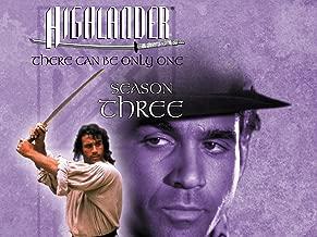 Highlander - Season 3