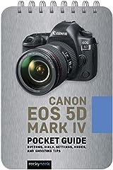 Canon EOS 5D Mark IV: Pocket Guide Pocket Book