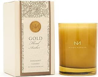 Niven Morgan Gold Candle