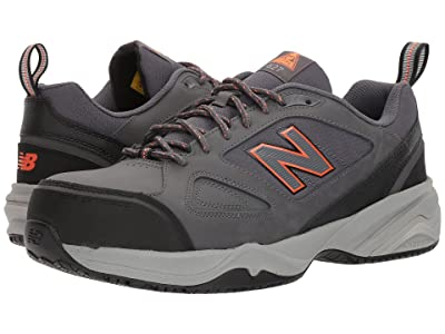 New Balance 627v2 (Grey/Orange) Men