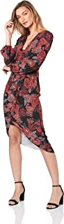 Cooper St Women's Verona Long Sleeve Drape Dress