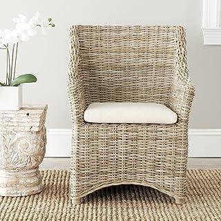 Amazon.com: Rattan Arm Chair