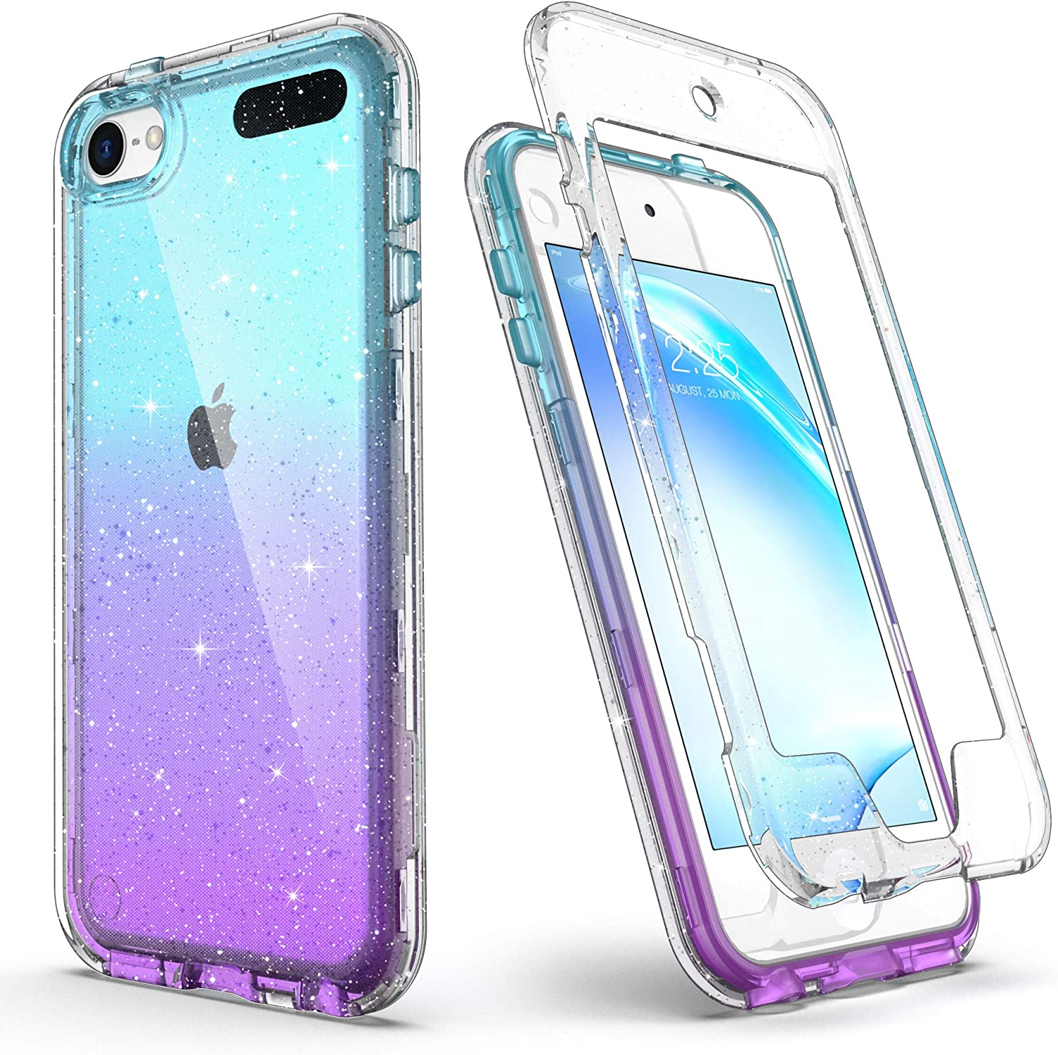 New Shipping Free Imguardz Compatible with iPod Touch NEW 7 Case 6 i