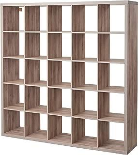 IKEA Kallax Shelf Unit, Walnut Effect Light Gray $199.00