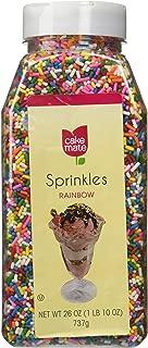 cake mate sugar sprinkles