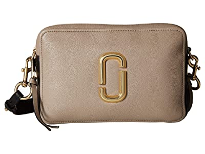 Marc Jacobs The Softshot 27 (Cement Multi) Handbags