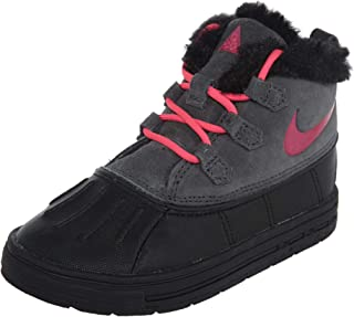 Woodside Chukka 2 (TD) Infant/Toddler's Boots Anthracite/Hyper Pink/Black 859427-001