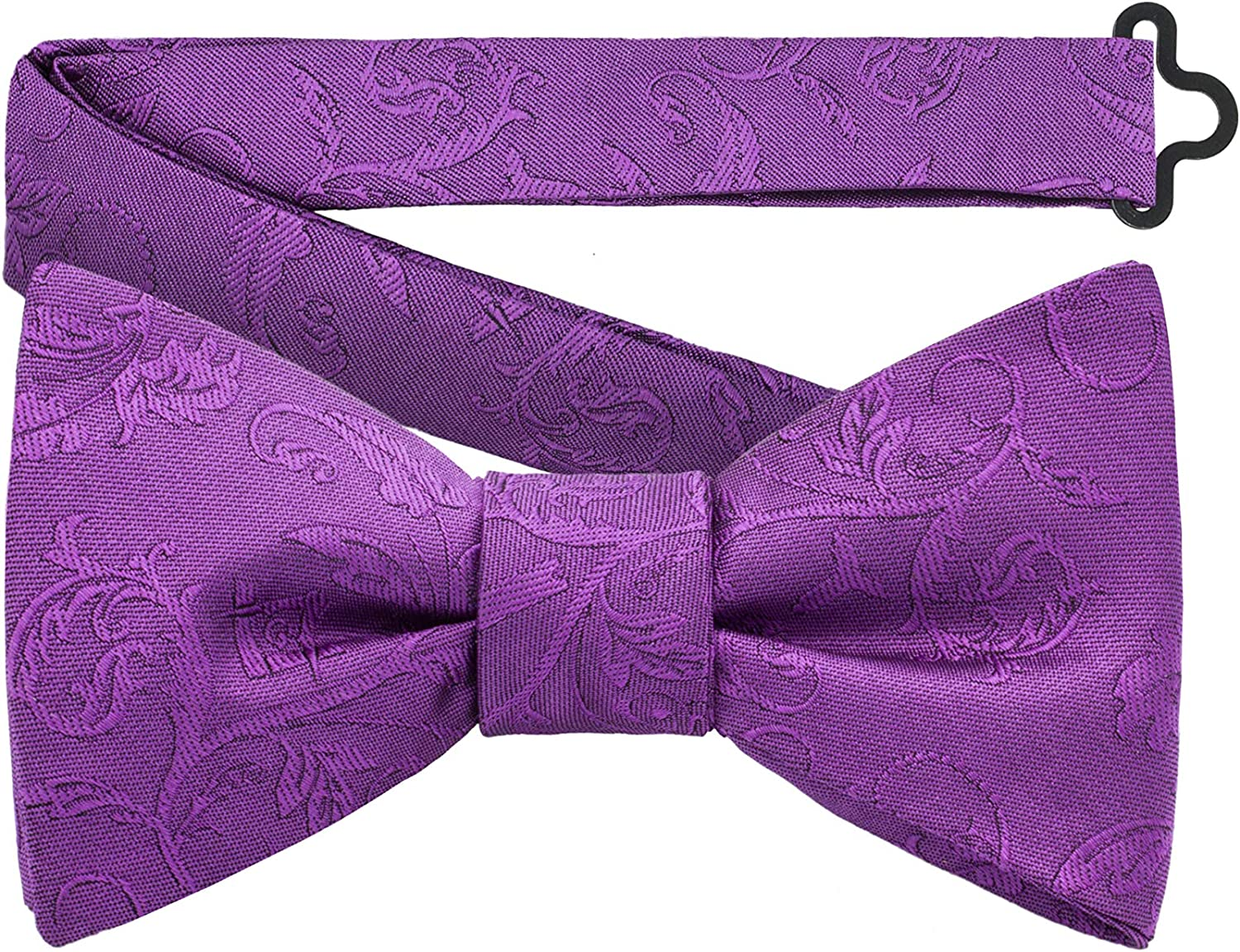 Noche Cryptica Bow Tie by Masonic Revival (Cryptic Pre-Tied)