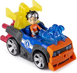 Rusty Rivets, Supercharged Kart, Building Set with Lights & Sounds, for Ages 4 & Up