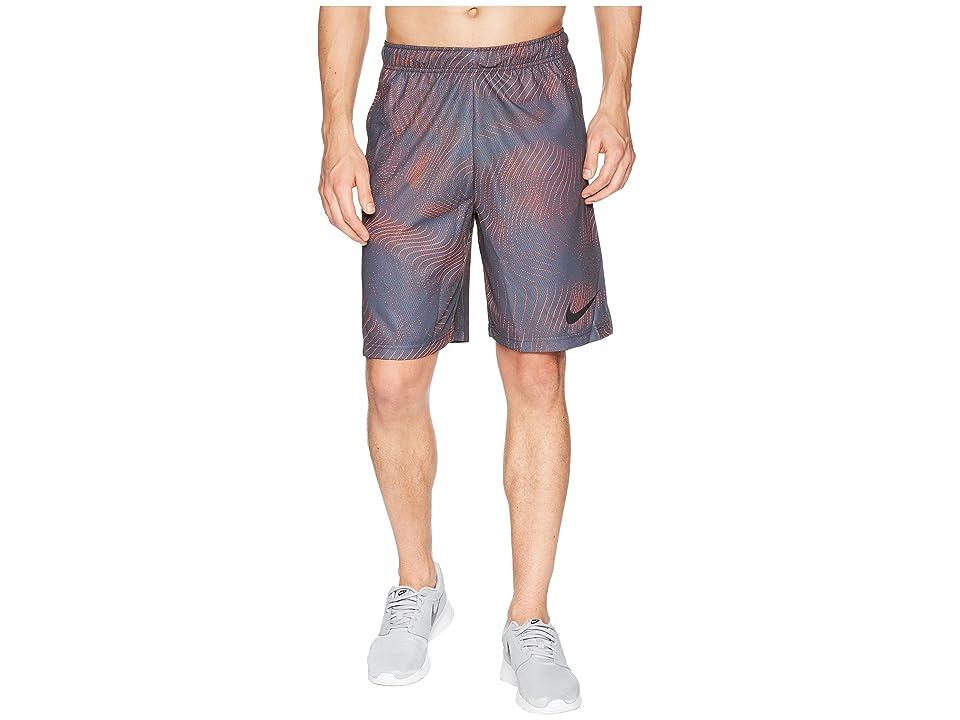 Nike Dry Shorts SU18 AOP (Hyper Crimson/Black) Men