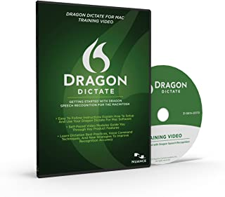 Dragon Dictate for Mac 2.0 Training Video (Old Version)