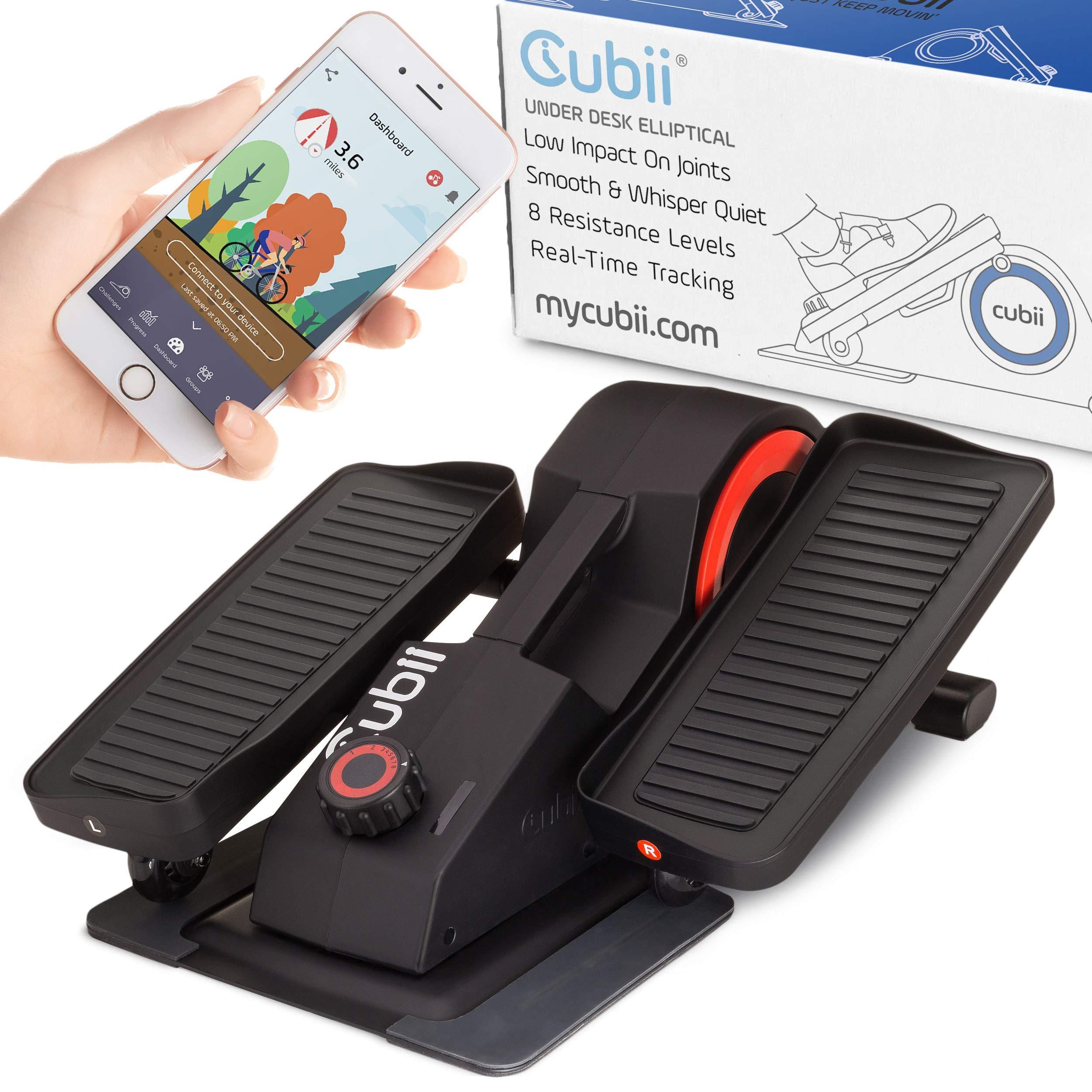 Cubii Elliptical Bluetooth Adjustable Resistance