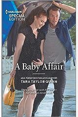 A Baby Affair (The Parent Portal Book 2) Kindle Edition