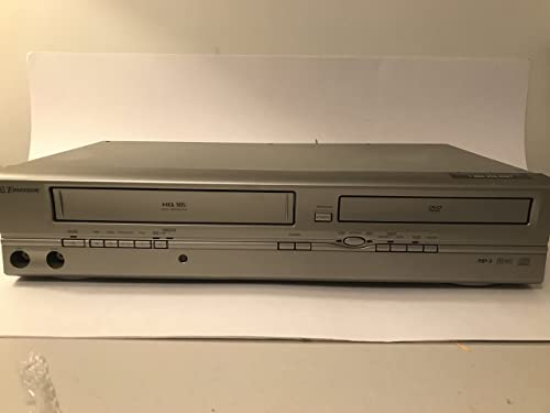Emerson EWD2204 DVD/VCR Combo DVD Video Cassette Recorder Player 4 Head 19 Micron Head product image