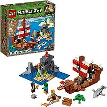LEGO Minecraft La Aventura del Barco Pirata