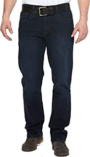 Men's Jeans Relaxed Fit – Straight Leg Stretch Jeans for Men