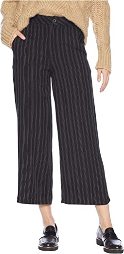 Power High Rise Twill Pants