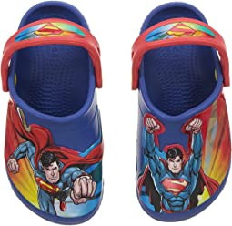 Crocs Kids FunLab Superman Clog (Toddler/Little Kid)