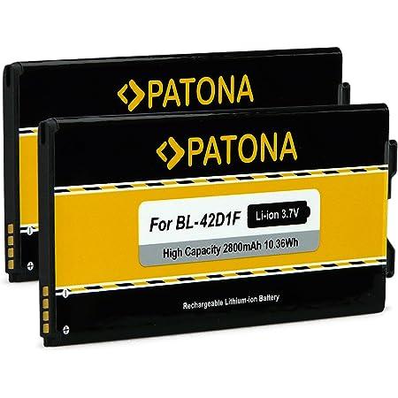 Patona Akku Bl 42d1f Kompatibel Mit Lg G5 H840 H850 Elektronik