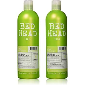 TIGI Bed Head Renergize Shampoo and Conditioner Duo, 25.36 oz