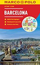 Best barcelona city map Reviews