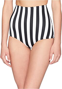 High-Waist Louise Swim Bottom