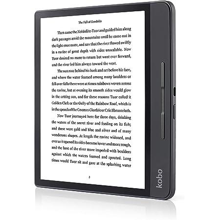 Kobo Forma - Lector Digital de Libros electrónicos con Pantalla táctil