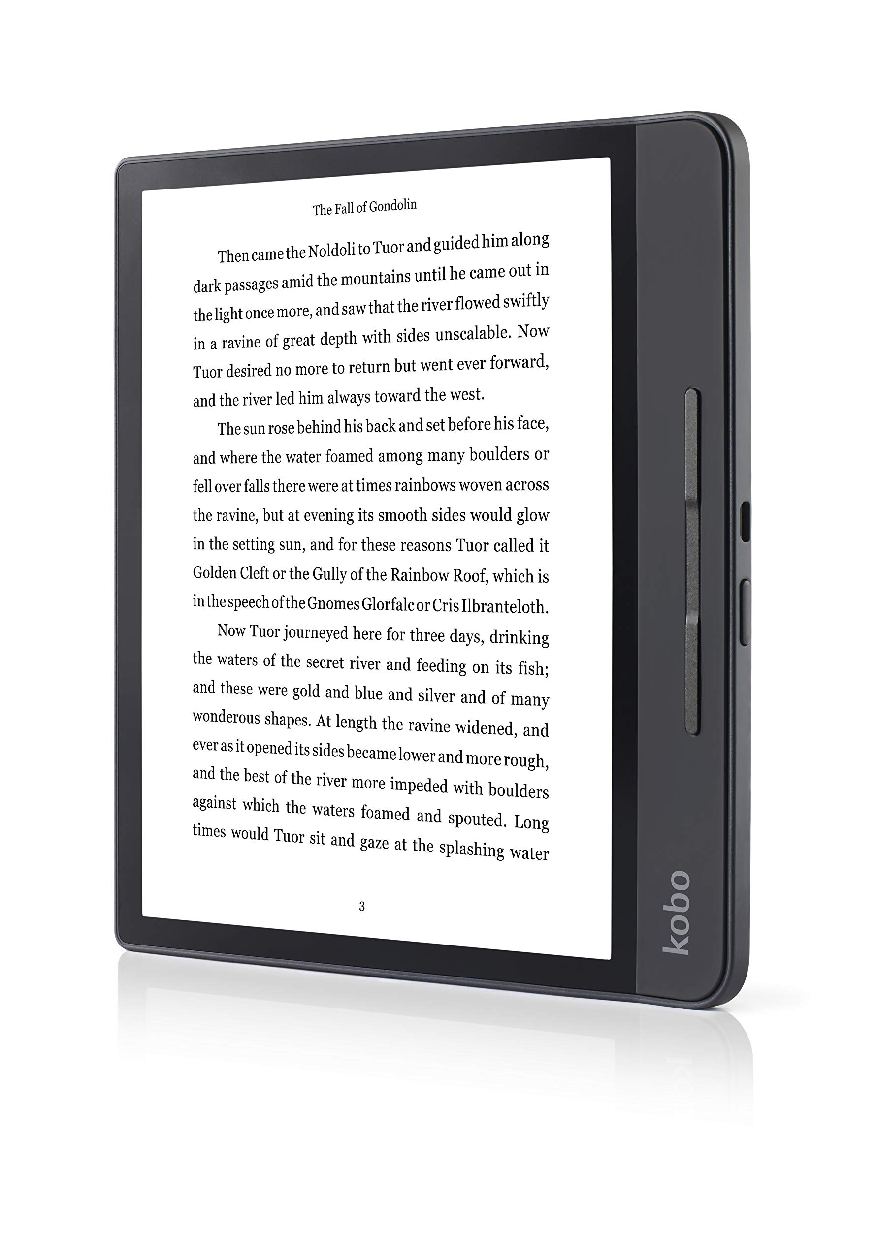 Rakuten Kobo Forma - Lector de libros electrónicos con Pantalla ...