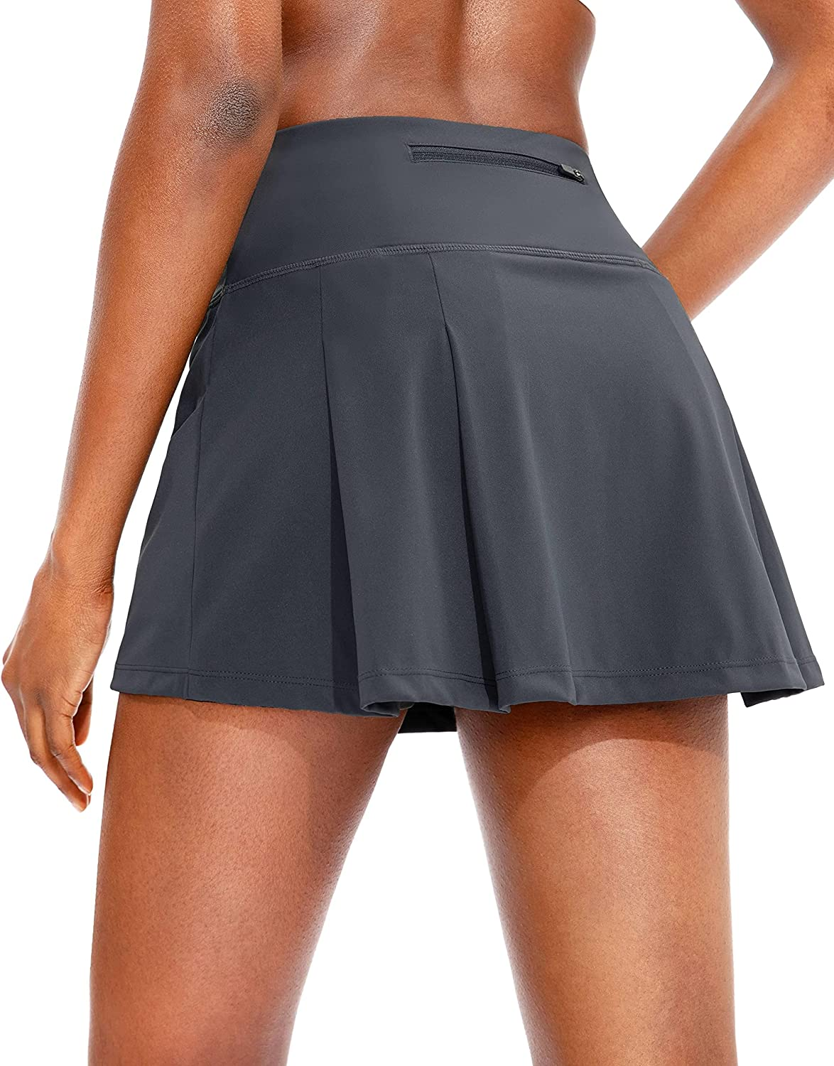 5 ☆ popular Soothfeel Pleated Tennis Skirt for Hi Women's 67% OFF of fixed price Women with Pockets