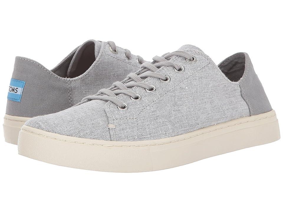 TOMS Lenox Sneaker (Drizzle Grey Slub Chambray) Women