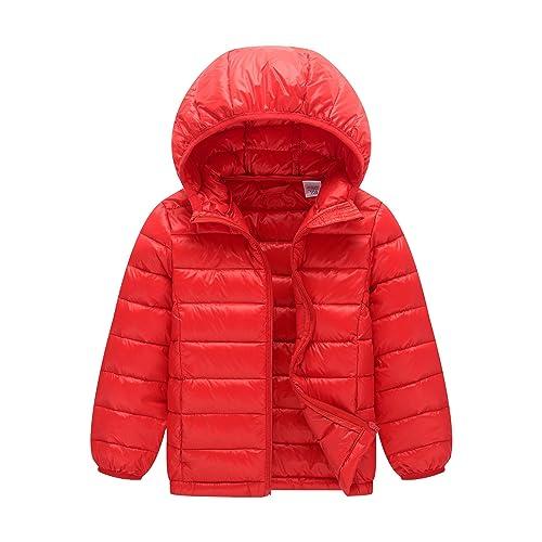 157659cf0ffe75 【YW】子供ダウンジャケット キッズ 軽量 秋冬 ダウン90% 女の子 男の子 フード付き