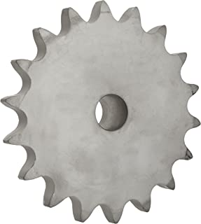 Browning B8MCS-80-12 HPT Chain Sprocket for 8M12 Belts 0.5 Bore 0.5 Bore Regal 2764959 12 mm Belt Width 8 mm Pitch 80 Teeth