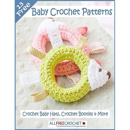 d4f22c7b3c15 Baby Crochet Pattern  Amazon.com