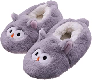 owl slippers for toddlers