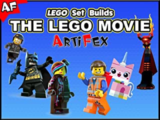 Clip: Lego Set Builds The Lego Movie - Artifex