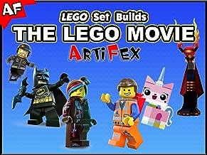 Clip: Lego Set Builds The Lego Movie - Artifex
