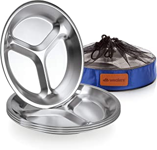 Best stainless steel dinner plates Reviews