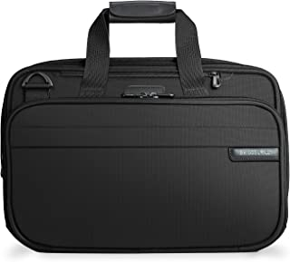 Briggs & Riley Baseline Expandable Cabin Bag, Black, Medium