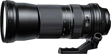 Tamron SP 150-600 MM F/5-6,3 Di VC USD - Objetivo para Nikon (Distancia Focal 150-600mm, Apertura f/5-6.3, estabilizador, diámetro: 95mm) Color Negro - Incluye Parasol y Montura para trípode