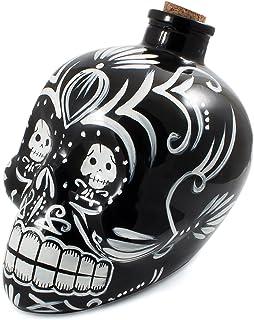 Amigos de negro - pintado fretboardhfs Cráneos de caramelo