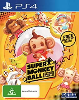 Super Monkey Ball Banana Blitz HD - PlayStation 4